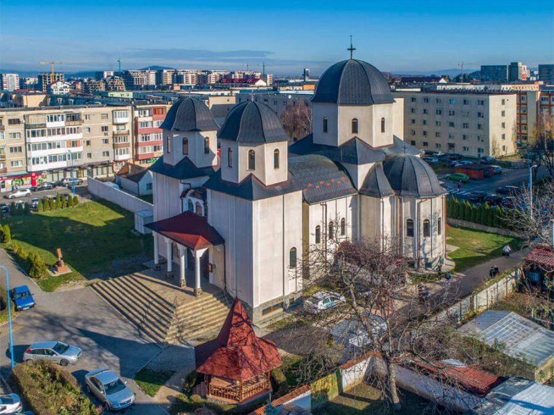 Biserica Sf. Mc. Dimitrie și Sf. Cuv. Dimitrie Cel Nou 3