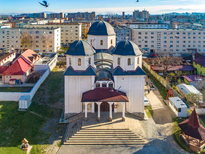 Biserica Sf. Mc. Dimitrie și Sf. Cuv. Dimitrie Cel Nou 4