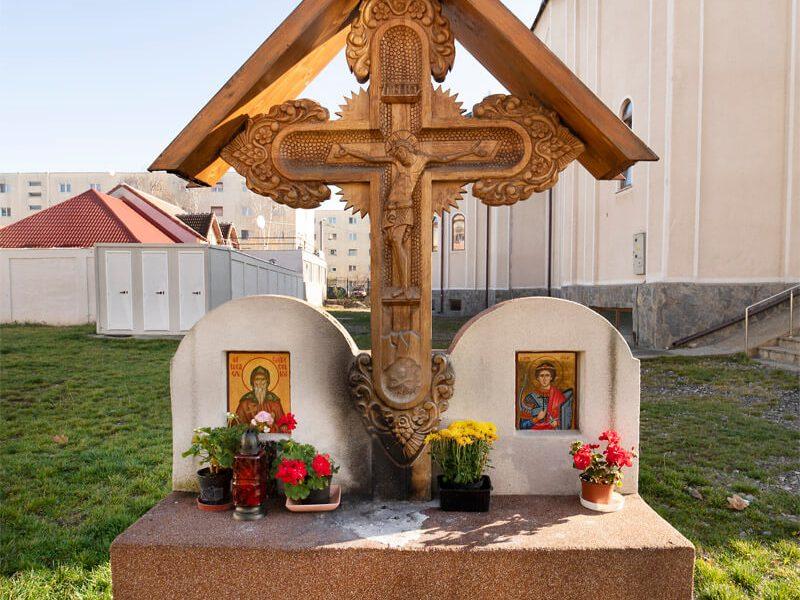 Biserica Sf. Mc. Dimitrie și Sf. Cuv. Dimitrie Cel Nou 5