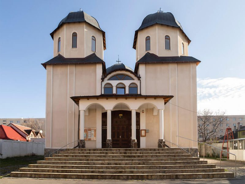 Biserica Sf. Mc. Dimitrie și Sf. Cuv. Dimitrie Cel Nou 6