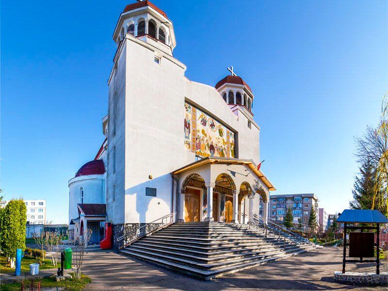 Biserica Sf. Proroc Ioan Botezătorul şi Visarion de la Larisa 1