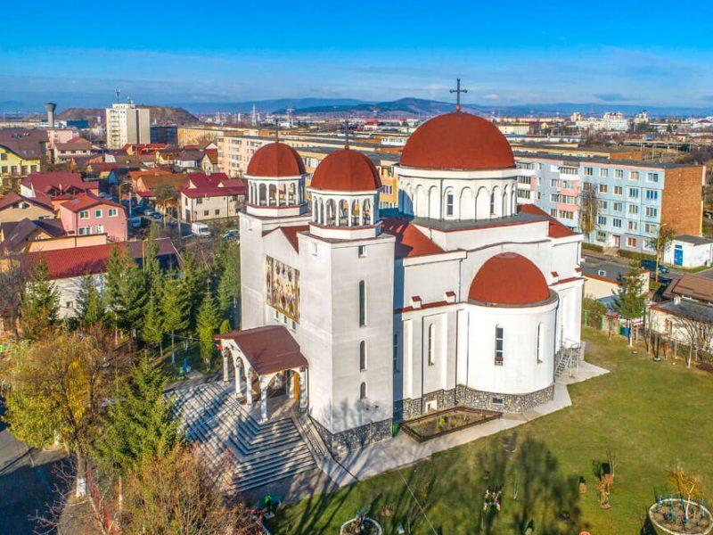 Biserica Sf. Proroc Ioan Botezătorul şi Visarion de la Larisa 2
