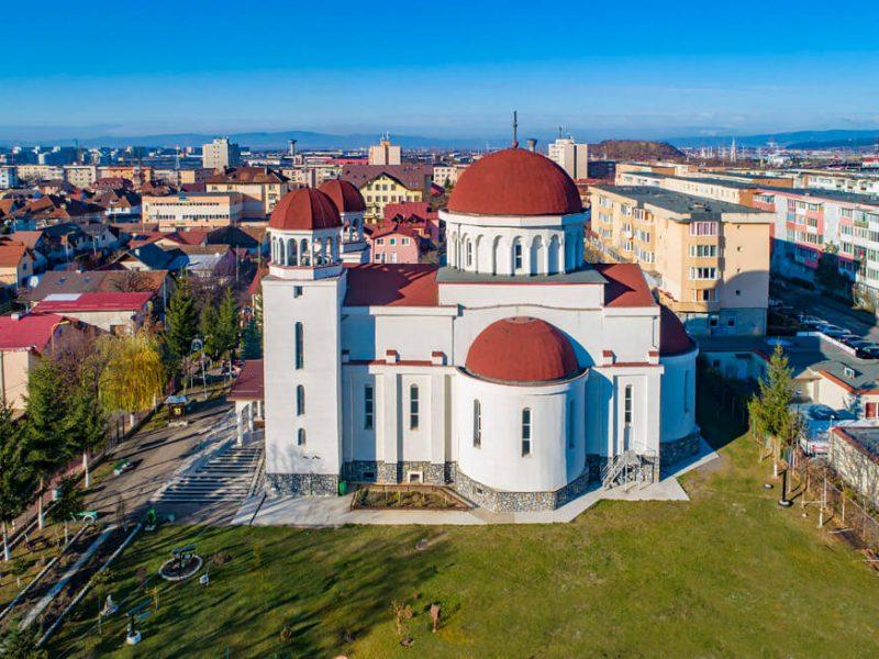 Biserica Sf. Proroc Ioan Botezătorul şi Visarion de la Larisa 4