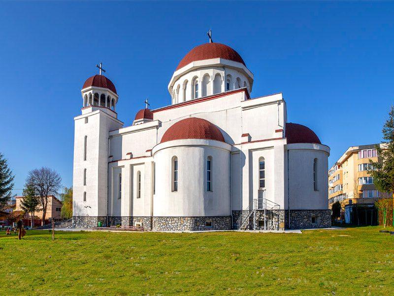 Biserica Sf. Proroc Ioan Botezătorul şi Visarion de la Larisa 7