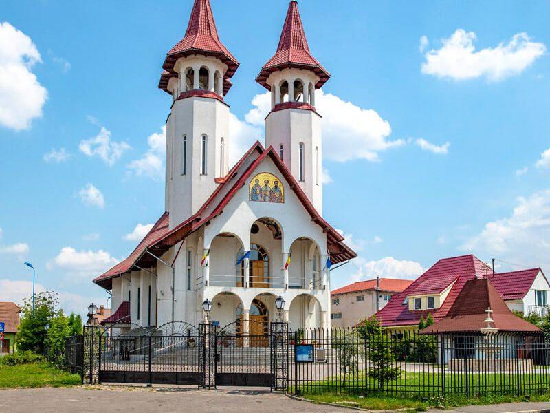 Biserica Sf. Trei Ierarhi și Sf. Bartolomeu 14