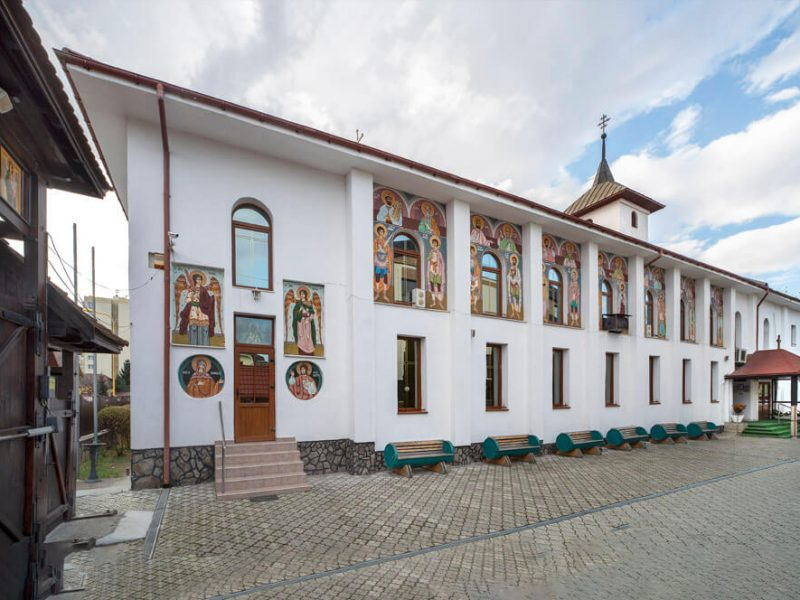 Biserica Sfinții Arhangheli Mihail și Gavriil 5