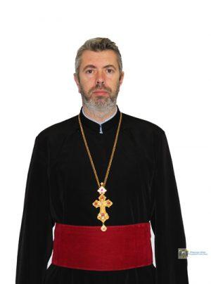 Preot paroh. dr. Marius Ioan Popa