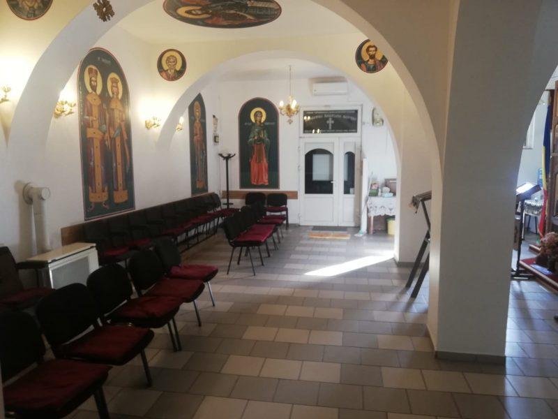 Capela Militară Sf. Mare Mucenic Gheorghe MaPN Brigada 2 Vânători de Munte Sarmizegetusa (4)