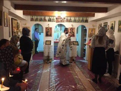 Capela Sfântul Luca al Crimeei și Sfântul Ierarh Andrei Șaguna (1)