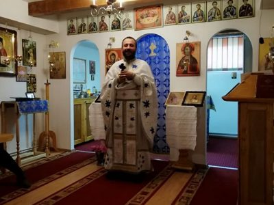 Capela Sfântul Luca al Crimeei și Sfântul Ierarh Andrei Șaguna (2)