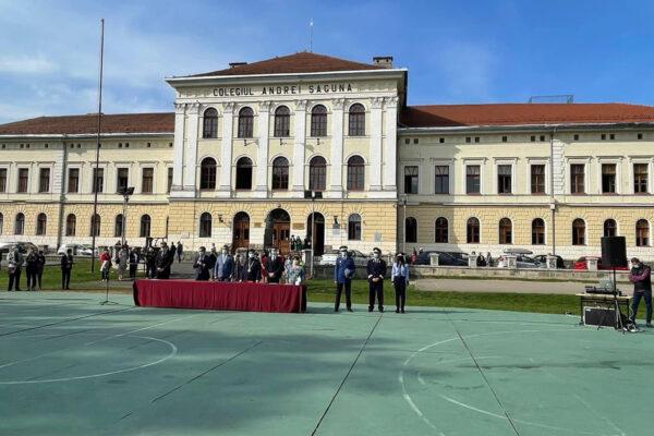Deschidere de an școlar 2021-2022